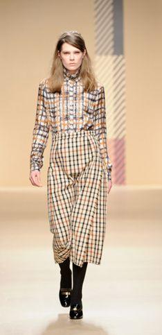 Sfilata Daks - London Fashion Week A/I 2011