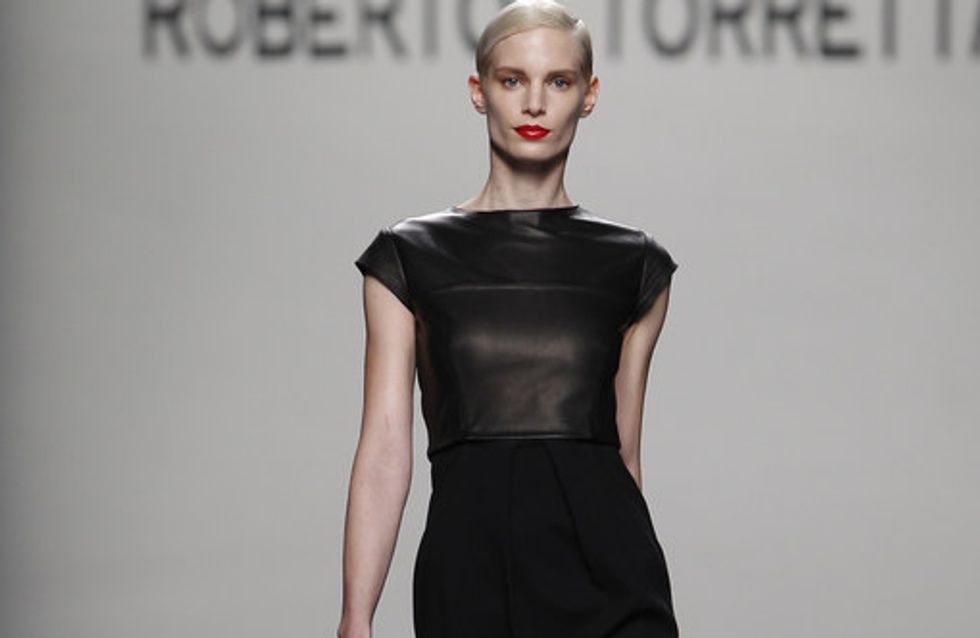 Roberto Torretta - Cibeles Madrid Fashion Week Otoño Invierno 2011-2012