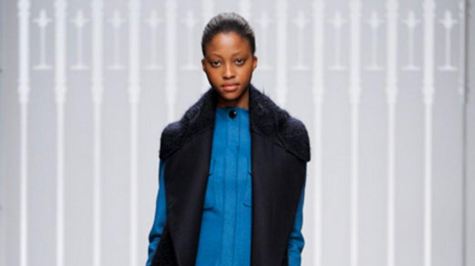 London Fashion Week: Jaeger - autumn/winter 2011