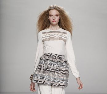 Ailanto - Cibeles Madrid Fashion Week Otoño Invierno 2011-2012