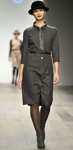 Sfilata Caroline Charles - London Fashion Week A/I 2011
