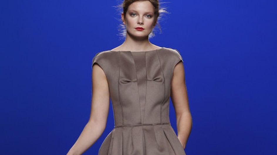 Kina Fernández - Cibeles Madrid Fashion Week Otoño Invierno 2011-2012