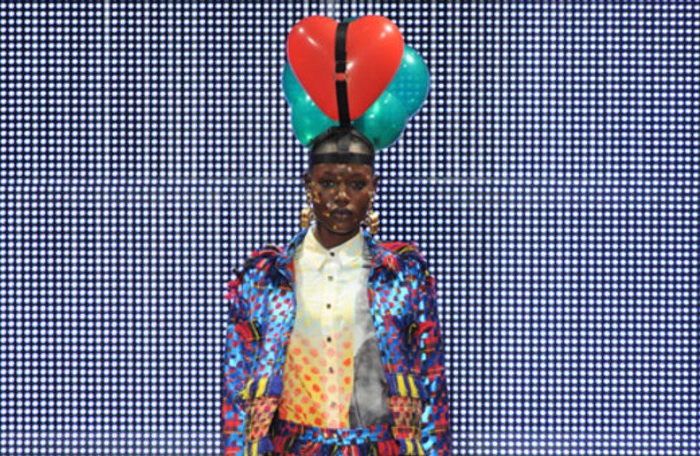 Sfilata Louise Gray - London Fashion Week A/I 2011