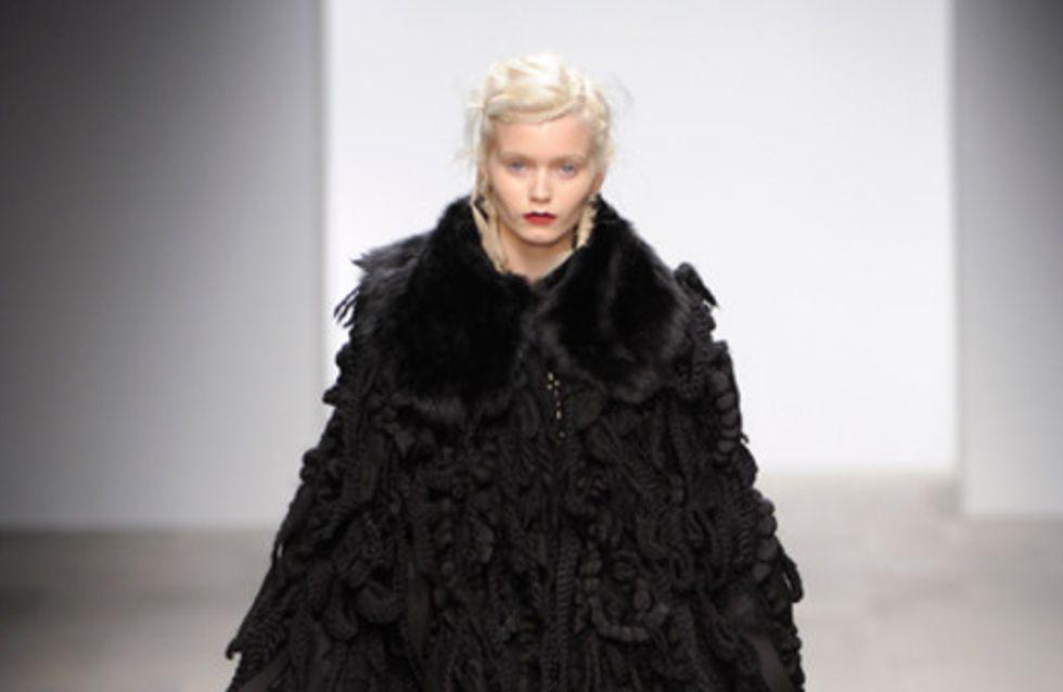 Sfilata John Rocha - London Fashion Week A/I 2011