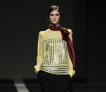 Miguel Palacio - Cibeles Madrid Fashion Week Otoño Invierno 2011-2012