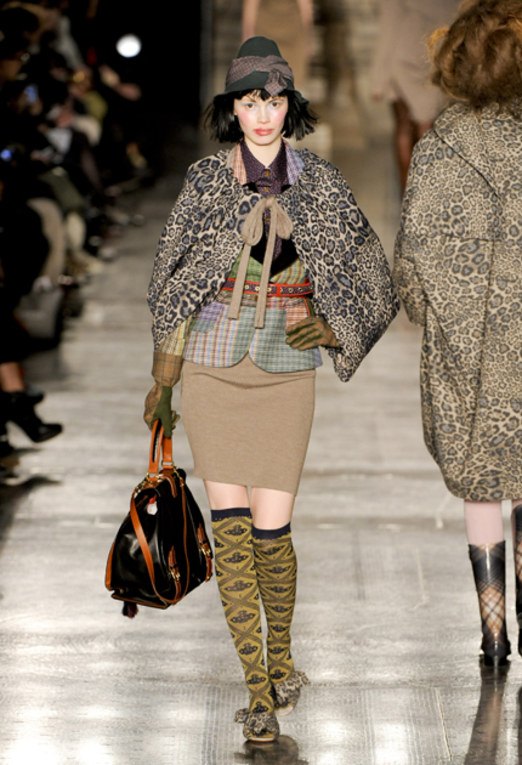 Vivienne Westwood: London Fashion Week Herbst/Winter 2011/12