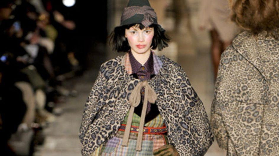 Sfilata Vivienne Westwood - London Fashion Week A/I 2011
