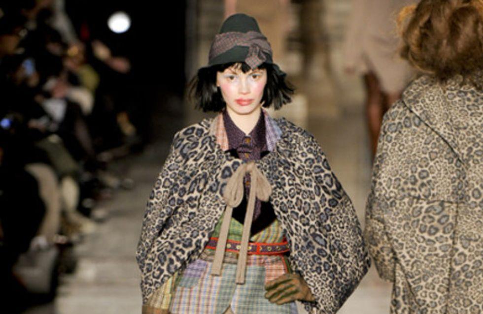 Vivienne Westwood: London Fashion Week HW 2011