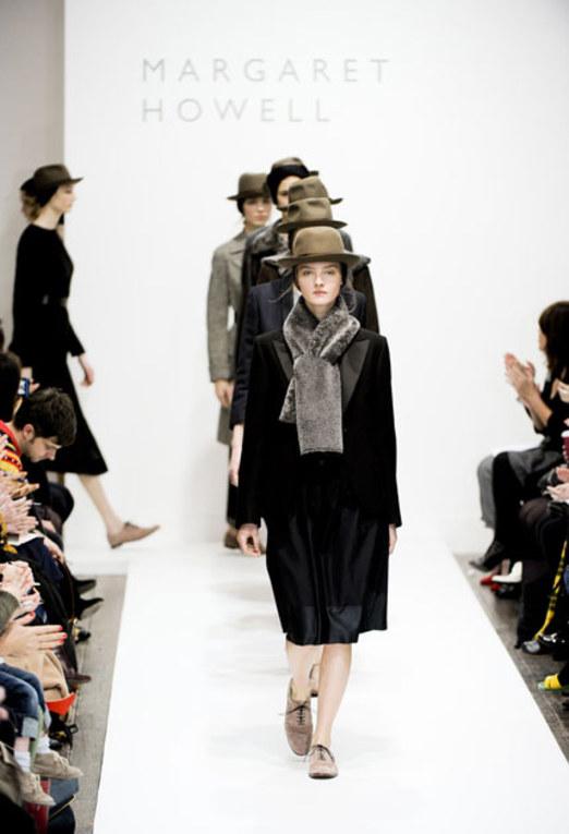 Margaret Howell: London Fashion Week Herbst/Winter 2011/12