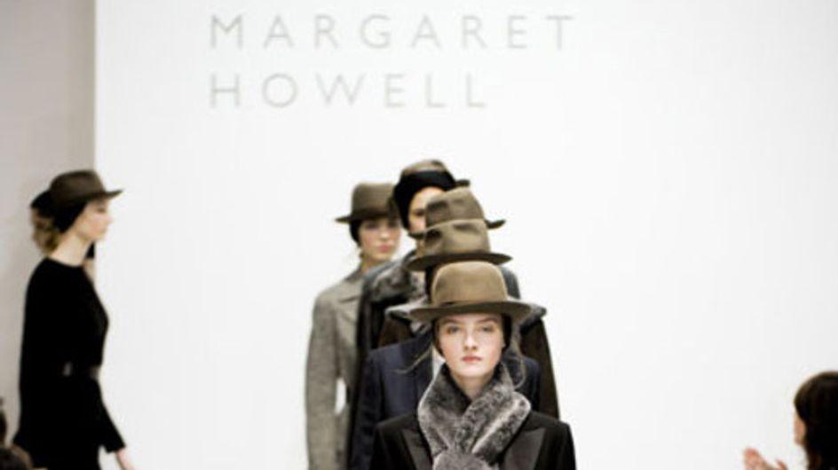 Margaret Howell - London Fashion Week otoño invierno 2011 2012