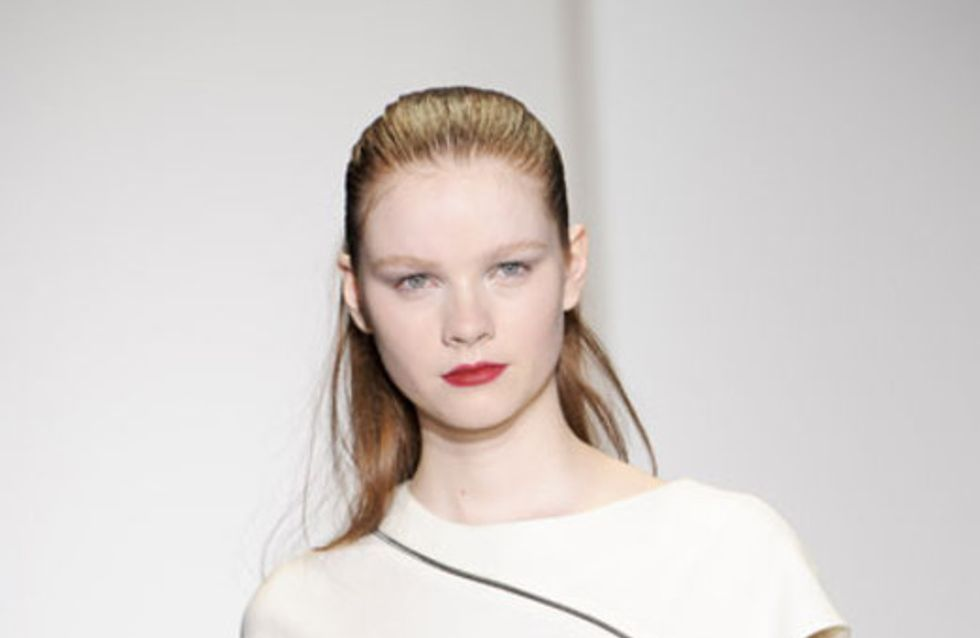 Nicole Farhi: London Fashion Week Herbst/Winter 2011/12