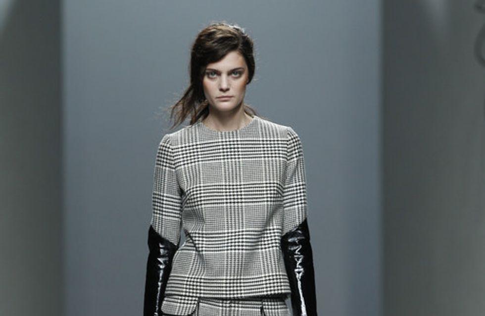 Teresa Helbig - Cibeles Madrid Fashion Week Otoño Invierno 2011 2012