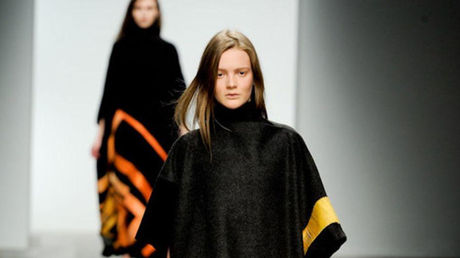 Central Saint Martins: London Fashion Week Herbst/Winter 2011/12