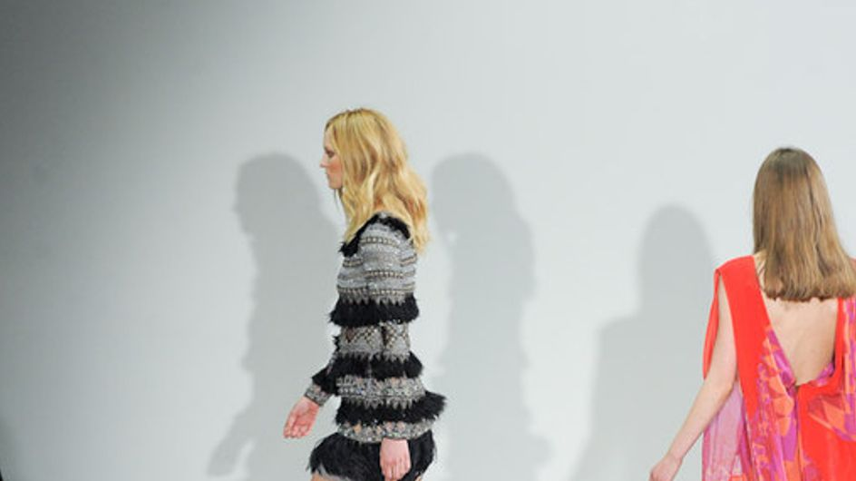 Matthew Williamson: London Fashion Week Herbst/Winter 2011/12