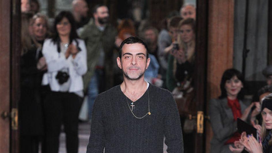 Antonio Berardi: London Fashion Week Herbst/Winter 2011/12