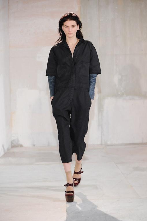 Acne auf der London Fashion Week Herbst/Winter 2011/12