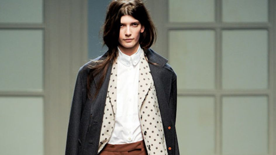 Le style boyish de Paul Smith