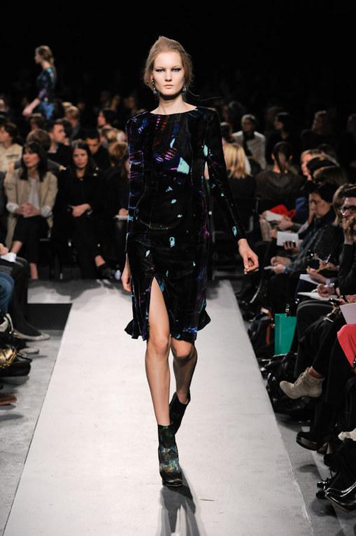 Erdem dress London Fashion Week 2011 | LFW 2011