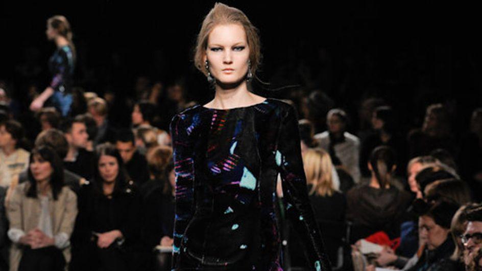 Erdem LFW a/w 2011 catwalk photos | London Fashion Week 2011