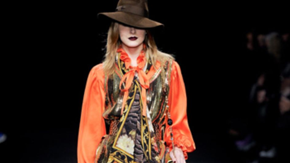 Angelo Marani - Milán Fashion Week otoño invierno 2011-2012