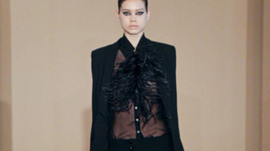 Paola Frani: Milano Moda Donna Herbst/Winter 2011/12