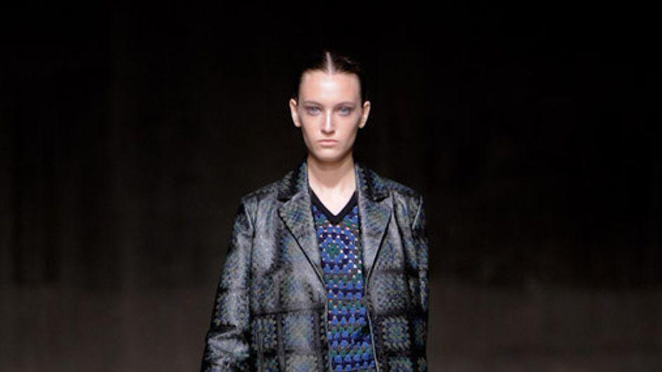 Christopher Kane - London Fashion Week otoño invierno 2011 2012