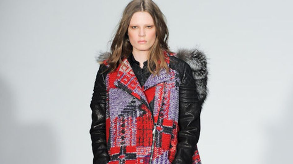 Matthew Williamson - London Fashion Week otoño invierno 2011 2012