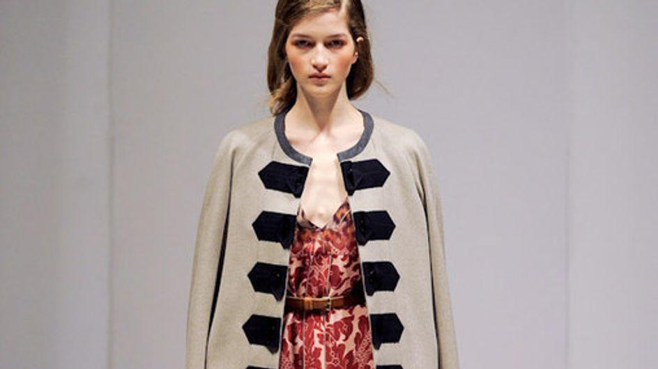 Clemens Ribeiro - London Fashion Week otoño invierno 2011 2012