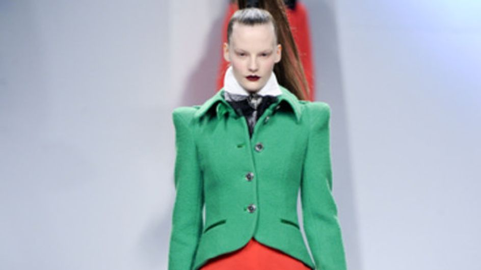Roccobarocco: Milano Moda Donna Herbst/Winter 2011/12