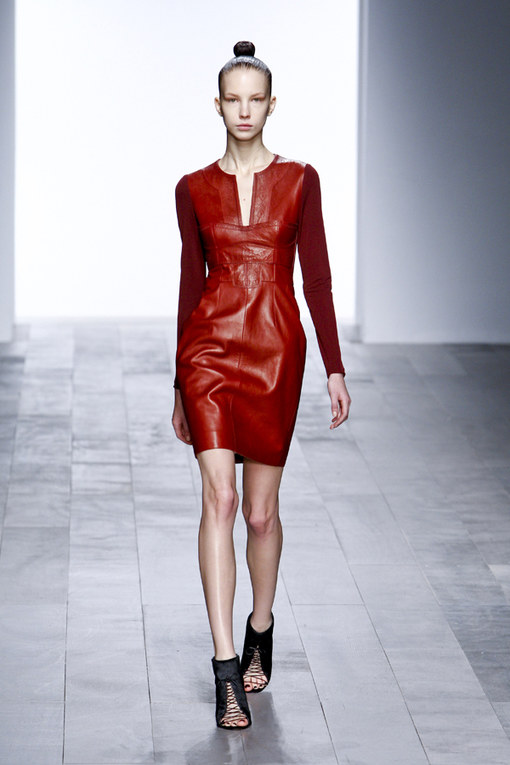Marios Schwab LFW a/w 2011 - London Fashion Week 2011