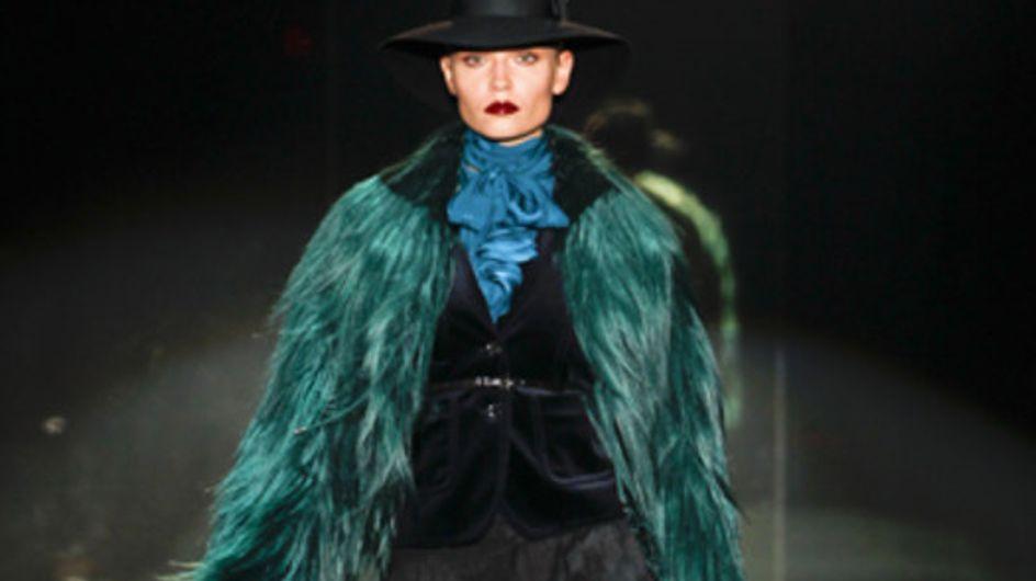 Gucci - Milán Fashion Week otoño invierno 2011-2012