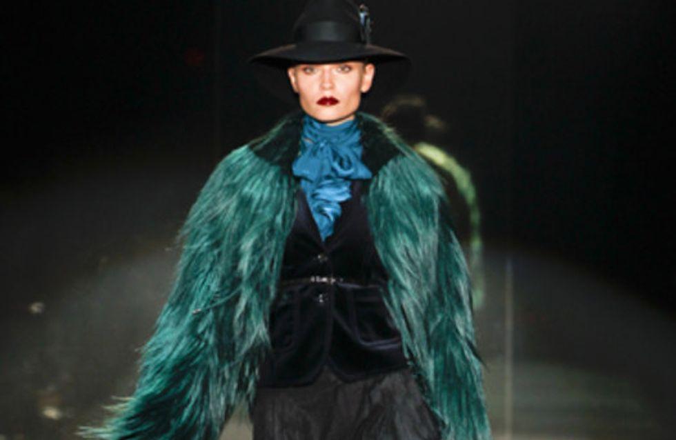 Gucci | Milan Fashion Week a/w 2011