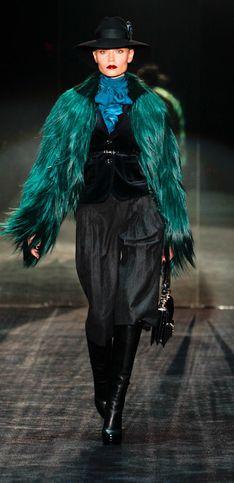 Gucci, un hiver pur luxe