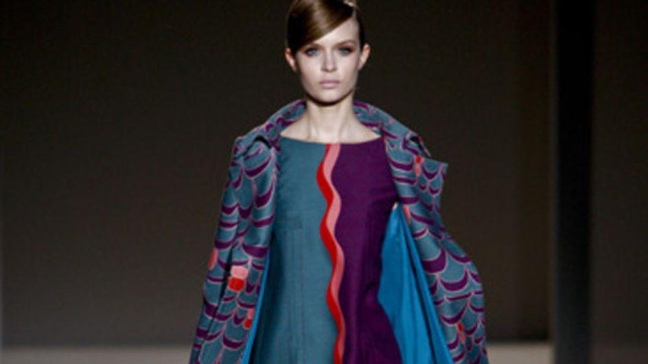 Alberta Ferretti | Milan Fashion Week a/w 2011