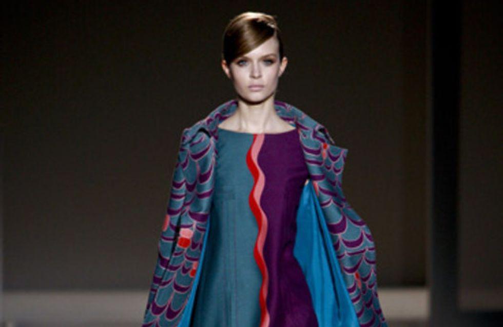 Alberta Ferretti: Milano Moda Donna Herbst/Winter 2011/12