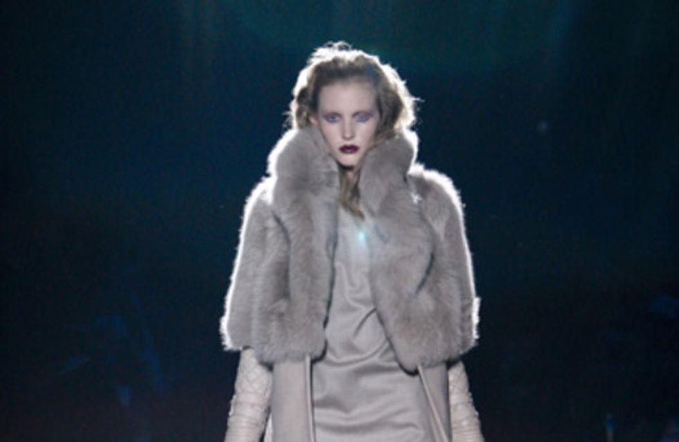 Francesco Scognamiglio: Milano Moda Donna Herbst/Winter 2011/12