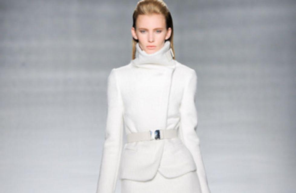 Max Mara: Milano Moda Donna Herbst/Winter 2011/12