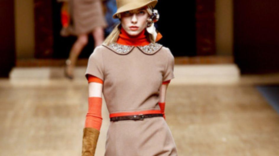 Blugirl: Milano Moda Donna Herbst/Winter 2011/12