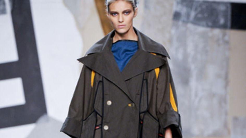 Fendi | Milan Fashion Week a/w 2011