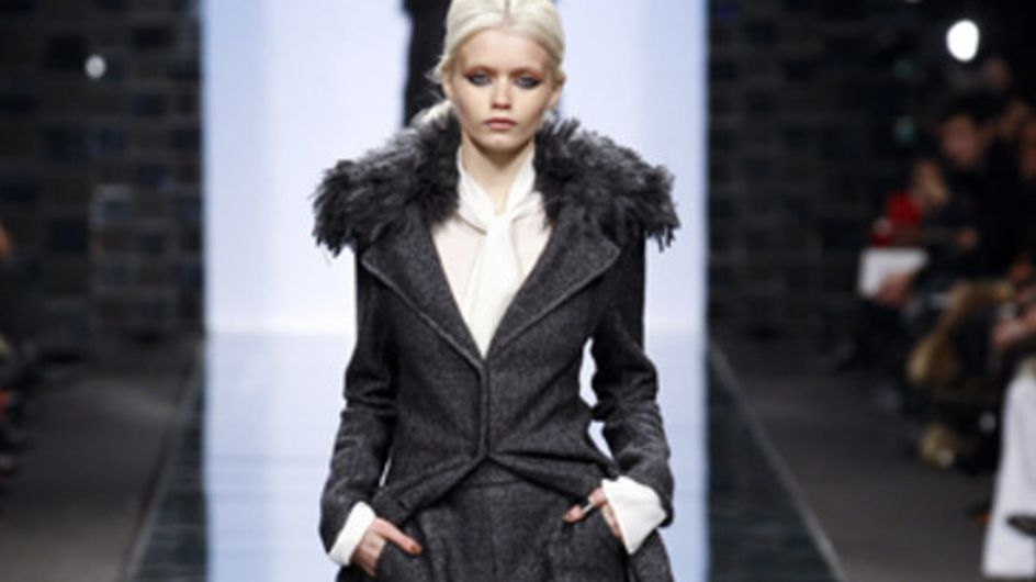 Scervino: Milano Moda Donna Herbst/Winter 2011/12