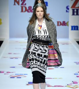 D&G - Milán Fashion Week otoño invierno 2011-2012