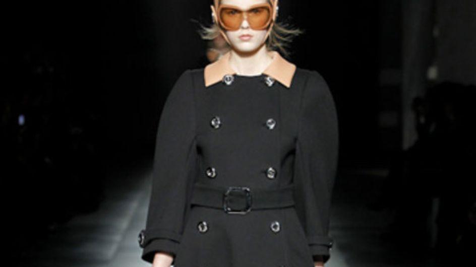 Prada - Milán Fashion Week otoño invierno 2011-2012