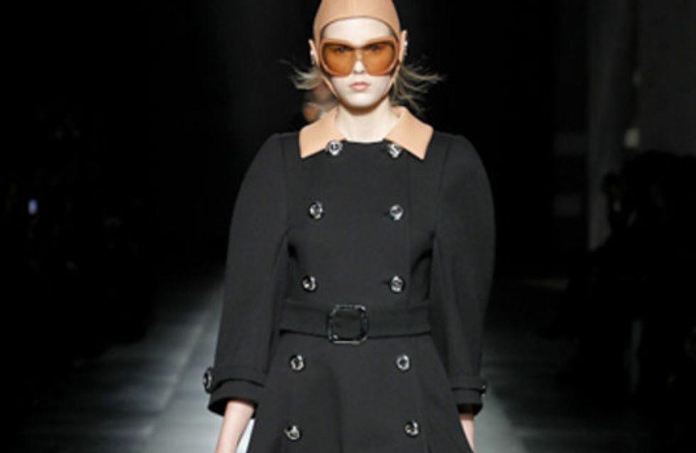 Prada: Milano Moda Donna Herbst/Winter 2011/12