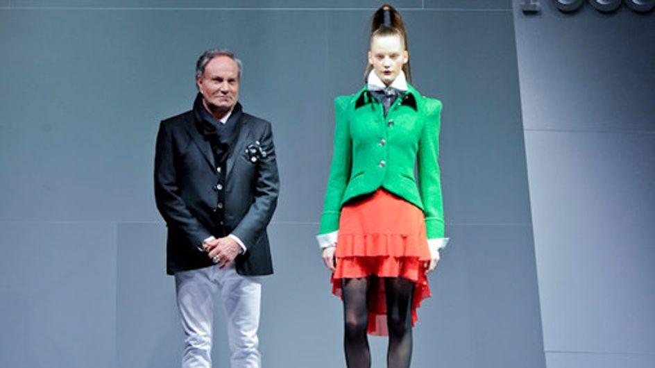 Roccobarocco - Milán Fashion Week otoño invierno 2011-2012