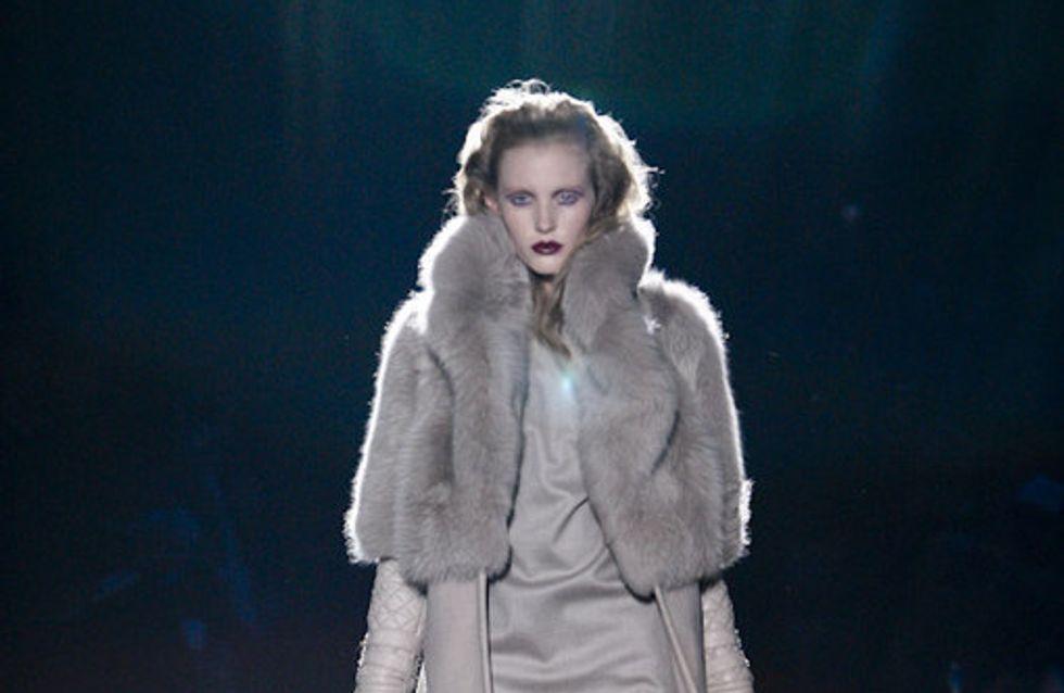 Francesco Scornamiglio - Milán Fashion Week otoño invierno 2011-2012