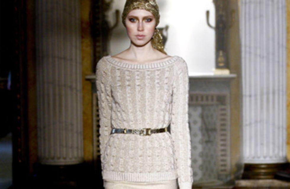 Luisa Beccaria: Milano Moda Donna Herbst/Winter 2011/12