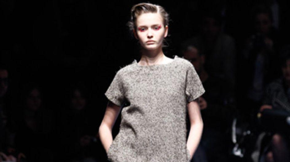 Albino - Milán Fashion Week otoño invierno 2011-2012