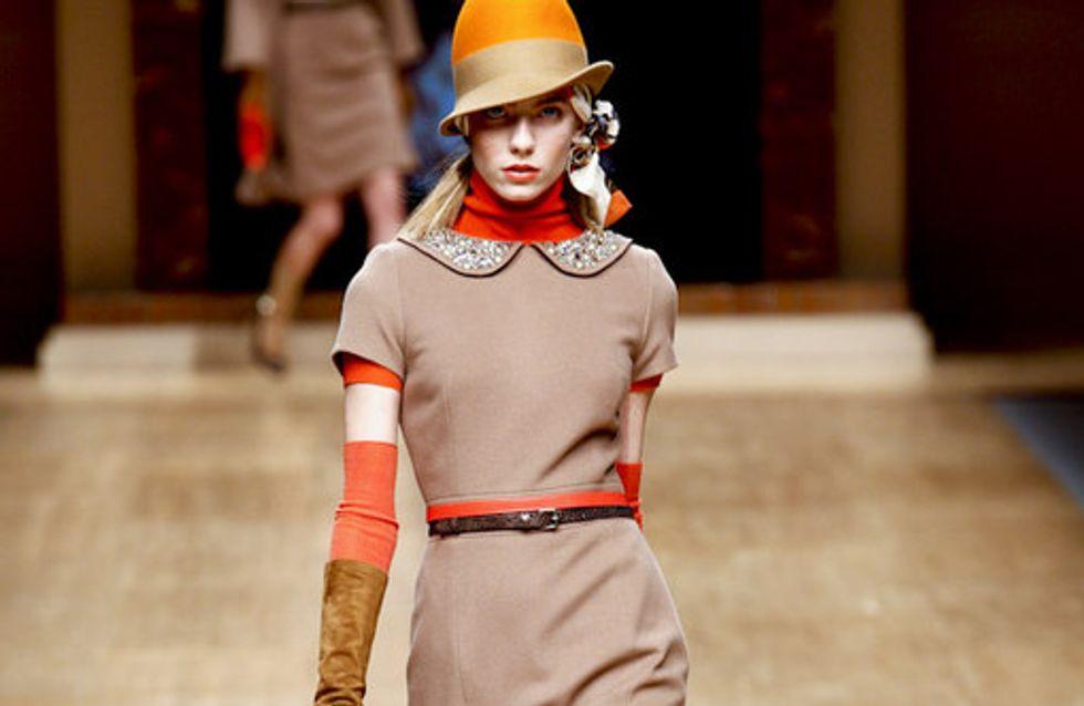 Blugirl - Milán Fashion Week otoño invierno 2011-2012