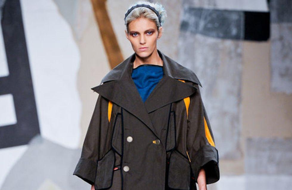 Fendi - Milán Fashion Week otoño invierno 2011-2012