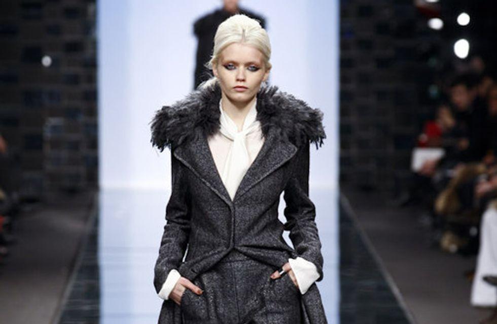 Ermanno Scervino - Milán Fashion Week otoño invierno 2011-2012